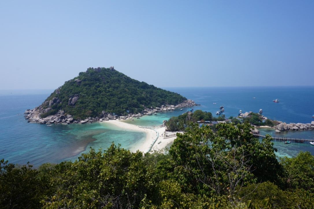 Koh Tao 'TO DO list'